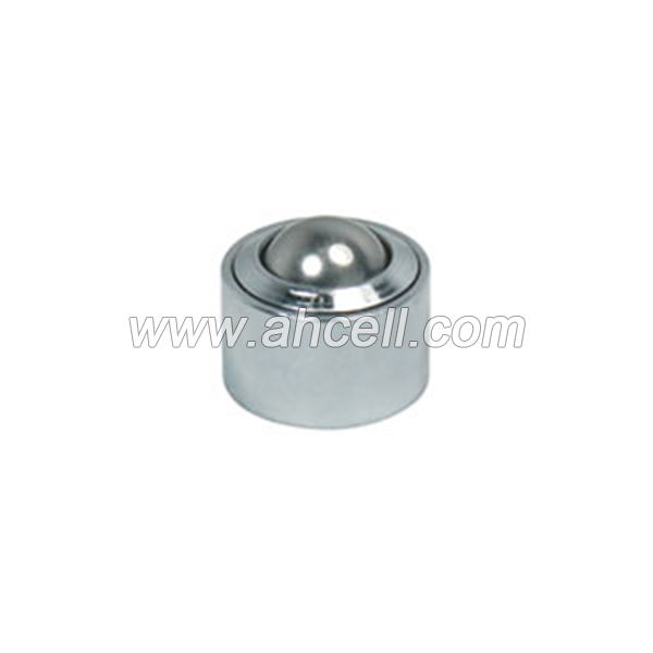 KSM-10 20kg capacity Machined Solid Steel Miniature Ball Roller