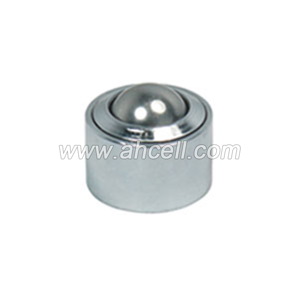 KSM-22 Pop-up Solid Steel Drop-in Ball Transfer Unit