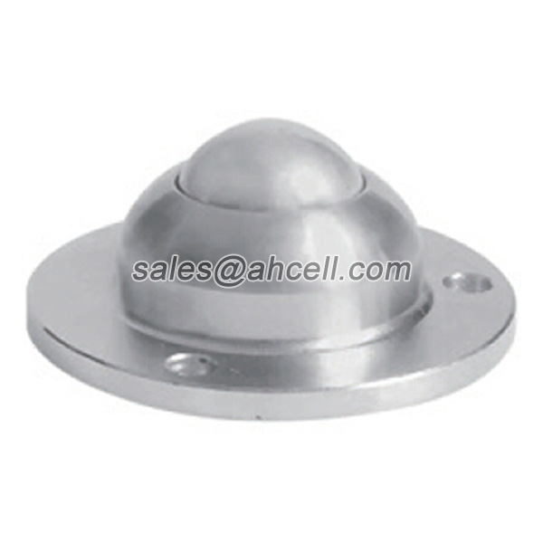 IA-51 600kg Capacity Conveyor Heavy Duty Steel Ball Roller Caster Flange Ball Transfer Unit