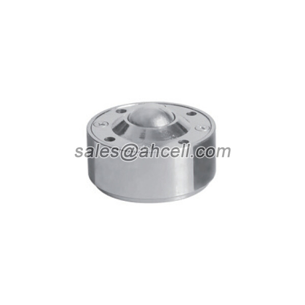 IS-25 150kg Capacity Drop-in Steel Ball Roller Caster Stud Ball Transfer Unit